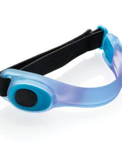 Safety led strap blue P239.435