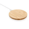 Bamboo 5W Wireless Charger brown P308.769