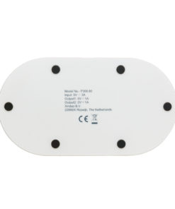 Wireless charger P308.803 white