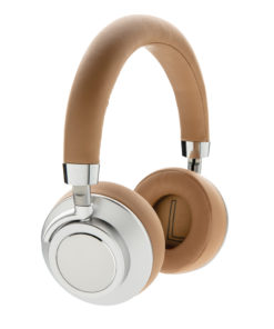 Aria Wireless Comfort Headphones brown P328.683