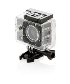 Action camera set grey