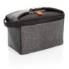 Two tone cooler bag grey P422.272