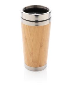 Bamboo tumbler brown P432.309