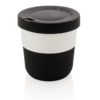 PLA cup coffee to go black P432.891