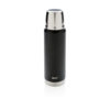 Swiss Peak Elite 0.5L copper vacuum flask black P433.351