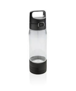 Hydrate bottle with wireless charging transparent P436.170