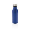 Deluxe stainless steel water bottle blue P436.415