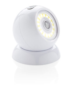 COB 360 light with motion sensor white P513.063