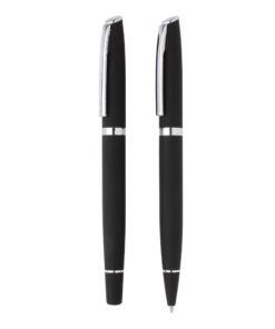 Deluxe pen set black P610.571