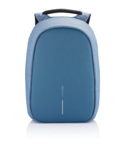 Anti-theft backpack blue P705.299