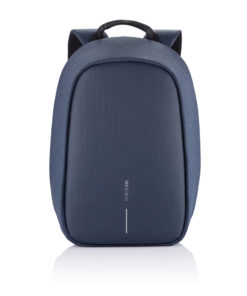 Anti-theft backpack navy