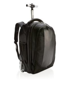 Backpack trolley black P742.080