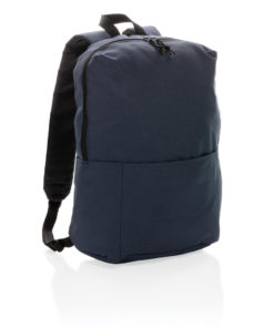 Casual backpack PVC free navy P760.049