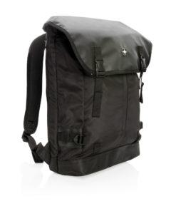 "17"" outdoor laptop backpack black P762.100"