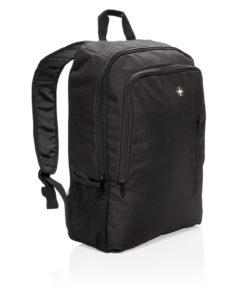 "17"" business laptop backpack black P762.220"