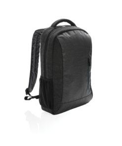 900D laptop backpack PVC free black P762.411
