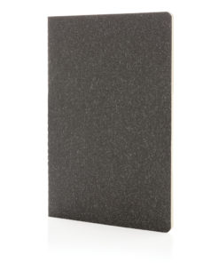 A5 standard softcover slim notebook black P772.071