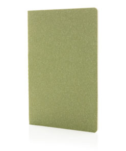 A5 standard softcover slim notebook green P772.077