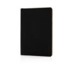 Standard flexible softcover notebook black P772.091