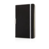 Deluxe A5 notebook with pen holder white P772.853