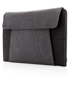 "Kyoto 10"" tablet portfolio with wireless charging black P773.981"