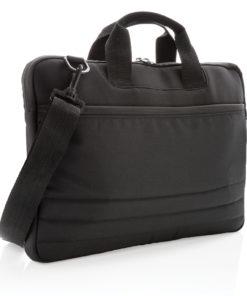"15"" document laptop sleeve PVC free black P788.061"