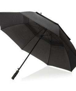 """Tornado 30"""" storm umbrella black P850.120"""