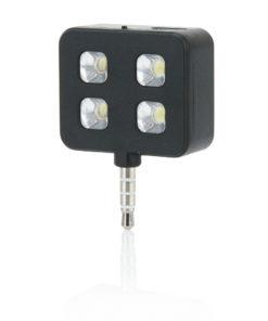 Mobile phone flashlight black P301.871
