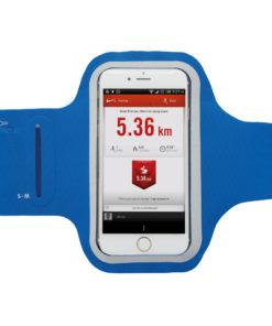 Universal sport armband blue