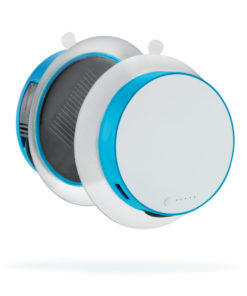 Port solar charger 1.000mAh turquoise