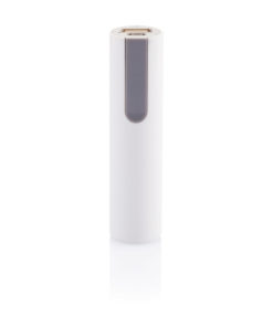 2.200 mAh powerbank white
