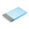 4.600 mAh thin powerbank blue