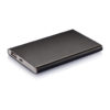 4.000 mAh slim powerbank black