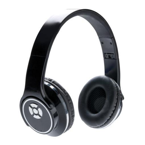 Headphones and speaker black P326.871