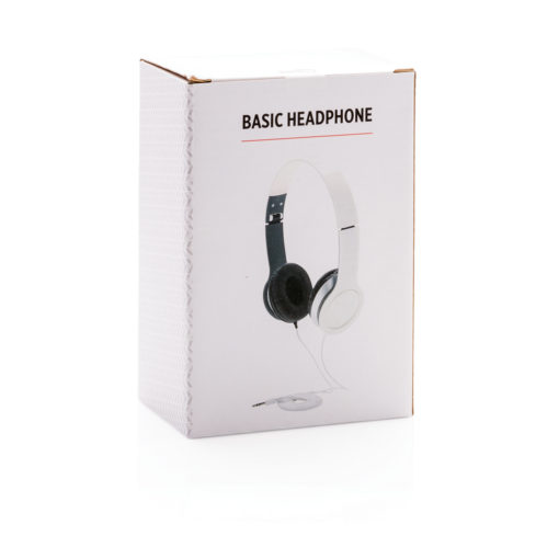 Headphones P326.903 white