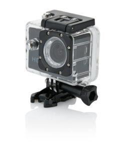 Action camera inc 11 accessories black