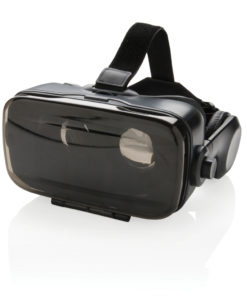 VR glasses with integrated headphone black P330.151