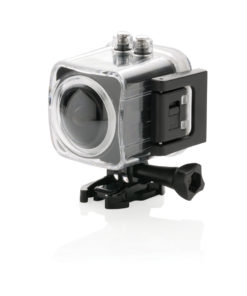 360 degree 4K action camera black P330.501
