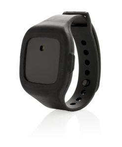 2-in-1 personal alarm black P330.711