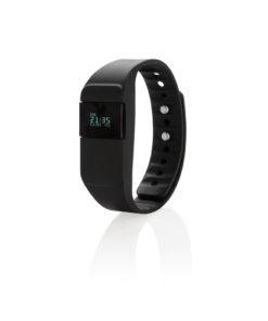 Activity tracker Keep fit black P330.751