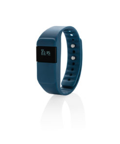 Activity tracker Keep fit blue P330.755