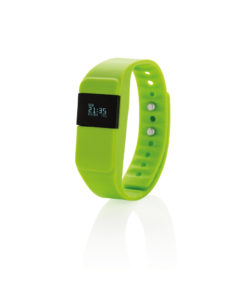 Activity tracker Keep fit green P330.757