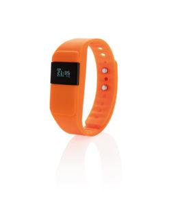 Activity tracker Keep fit orange P330.758