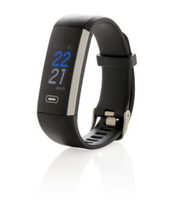 Colour Fit activity tracker black P330.881