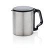Carabiner mug small silver P432.032