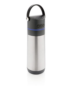 Party 3-in-1 vacuum bottle grey