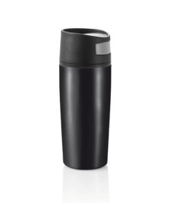 Auto leak proof tumbler black P432.451