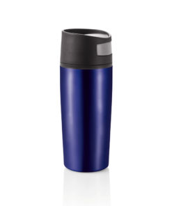 Auto leak proof tumbler blue