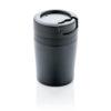 Coffee to go tumbler black P432.921