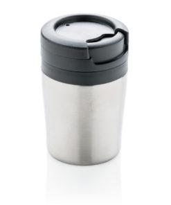 Coffee to go tumbler silver P432.922